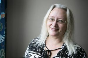 Agneta Nyvall (M) oppositionsråd i Borlänge kommun.