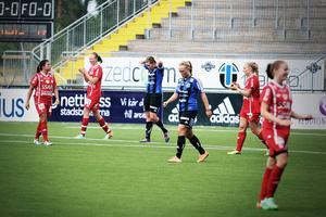 ÖDFF tappar serieledningen i division 1 norra Svealand efter lördagens förlustmatch, 0–2 mot Gustafs.