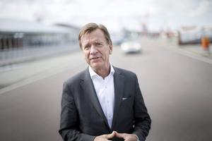 Håkan Samuelsson, vd för Volvo cars. Foto: Björn Larsson Rosvall/TT