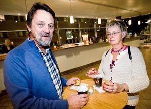 Lars-Inge och Irene Sörling från Örebro.