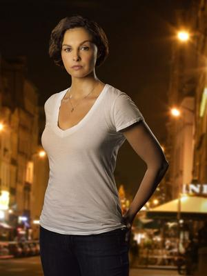 """Ashley Judd slog igenom för ungefär 15 år sedan i filmen """"Heat"""".Foto: Disney/Kanal 5"""