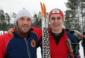 Niclas Bärj, Hybo och Andreas Kårström, Norrala.