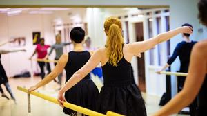 Wendla Karlsson gick sin första danskurs 1974 och i närmare 35 år har hon drivit dansstudio.