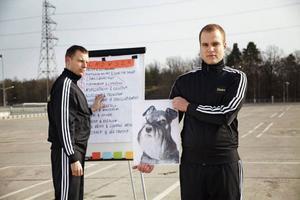 Mattias Brunn och Victor Wigardt spelar i