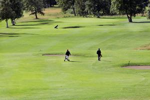 Golfbanan på Frösön. Arkivbild.