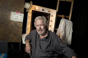 Sven Wollter har turnerat runt till många teatrar runt om i landet. Han uppskattar kontakten med husens själar. Arkivbild