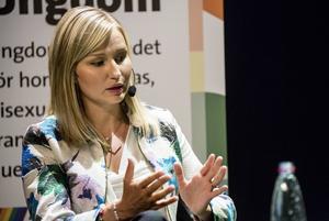 Ebba Busch Thor och hennes kristdemokrater inleder sitt riksting i Västerås på torsdag.