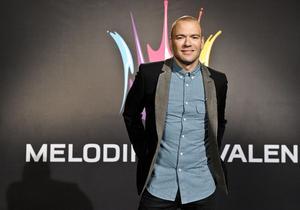 Andreas Lundstedt deltar i Melodifestivalen för åttonde gången. Mot sig i Göteborg har han gott om nykomlingar.