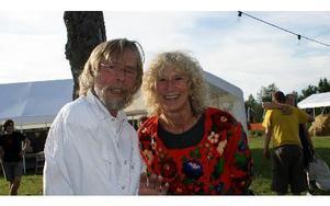 Hagenfesten äger rum på Jan Albinsons och Lena Westins gård i Hagen, Dala-Floda.