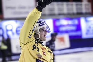 Jesper Öhrlund stod för två av Brobergs totalt sex mål mot Sirius.