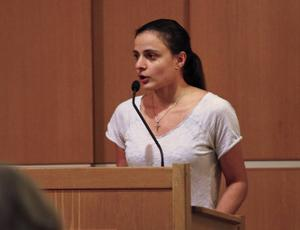 Sara Seppälä (SD) stod för tre motioner i Kramfors kommunfullmäktige.