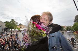 Vardagshjälte 2014. Robert Smith fick utmärkelsen för sitt soppkök för hemlösa. Han driver verksamheten i ur och skur.