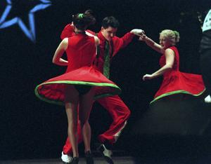1998-03-29   Altirasnurren, danstävling i Sundsvall, dubbelbugg med Peter Schultz, Marie Törnkvist och Lisa Östberg, Altira