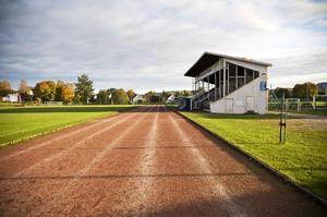 Kramfors idrottsplats får snart en ordentlig ansiktslyftning.