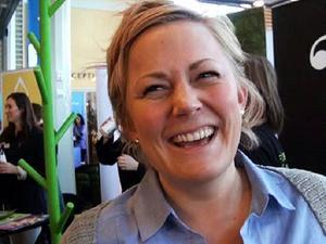 Astrid Tronde, studerar i Östersund och satsade för fullt och hade redan bokat in fyra personliga träffar med