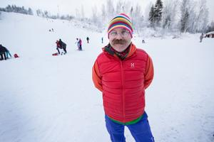 Även den andra backen ska kunna öppna om en vecka. Det hoppas Robert Lindstedt, ordförande i Norbergs slalomklubb.