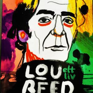 På Instagram:LOU. REED. #bookish #loureed #rocknroll