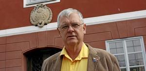 Per-Olov Rapp. Foto: Hans Godén