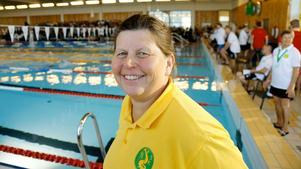 Marie Westholm var tävlingsansvarig för DM och hon och klubben stod för en lyckad arrangörsdebut.