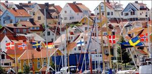 Strömstad kan vara ännu härligare att besöka när högsäsongen är över och lugnet lägger sig.Foto: Heiko Junge/Scanpix
