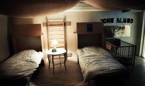 Nattis, barnomsorg där barnen sover över.