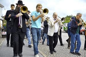Ändrar inriktning- igen. Nu vill Askersunds kommun bevara jazzen på sin årliga festival, samtidigt som även folkmusik och blues släpps in. Arkivfoto: NA.