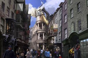 Nu finns ännu en plats att bekanta sig med Harry Potters värld på.