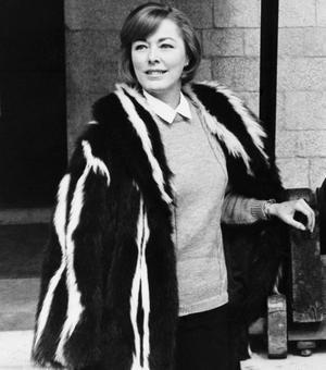 Eleanor Parker blev 91 år gammal.