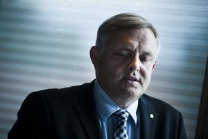 Björn Åqvist, ordförande i ÖSK.