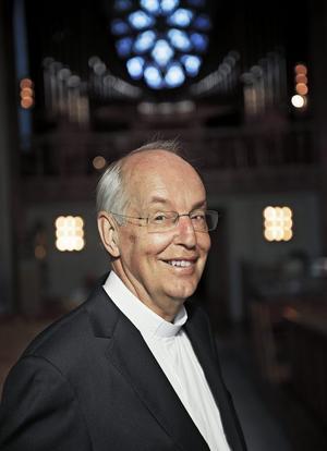 Johan Unger Domprost emeritus