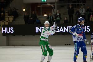 Simon Jansson var inblandad i alla fyra VSK-mål – men det blev ändå bara oavgjort i finalreprisen.
