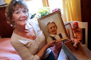 Som barn var Kristina blyg, numera är möten med andra människor hennes glädje.
