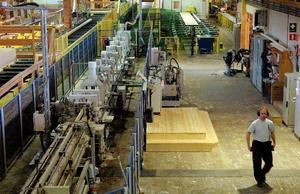 Teknikintensivt. Nyinvesteringarna handlar framför allt om en uppdatering av maskinparken. Några omfattande nyanställningar är inte aktuella. Foto:StaffanWesterlund