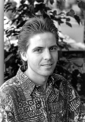 15. Bakåtslick. 1992.
