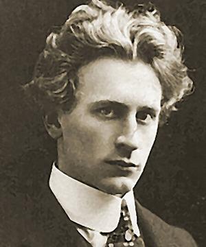 Percy Grainger (1882-1961).