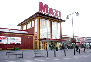 Ica Maxi Erikslund.