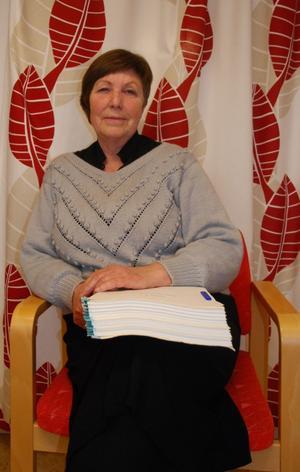 Irene Ljungkvist säger att Hedemora och Husby ligger henne varmt om hjärtat.