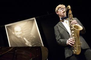 Ungdomsstipendiet på 25 000 kronor tilldelades Oskar Sundbaum från Borås.