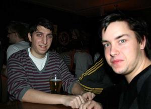 Rock&K. Daniel och Tobias