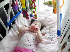 Efter sin andra hjärtoperation mår Adina Rask mycket bättre.