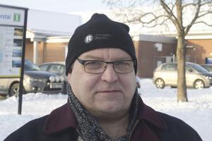 Keijo Mattila, Rejmyre: – Nej, det har bara inte blivit av. En man hade velat se är En underbar jävla jul. Men nu ska vi gå och se En man som heter Ove.