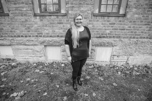 Malin Eldh är initiativtagare till medlemsträffar för unga i Jämtland som drabbats av cancer.