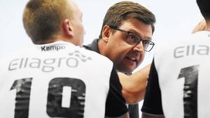 Arkivbild. VästeråsIrstas tränare Andreas Jansson lämnar sitt tränaruppdrag med omedelbar verkan.