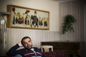 Fadi Mohammed, från Yarmouk, Syrien.