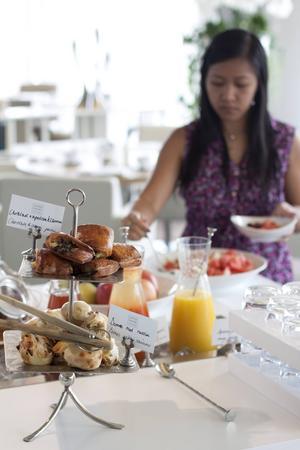 Upper House i Göteborg - landets lyxigaste frukostbuffé?