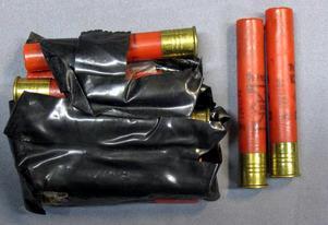 Ammunition av den här typen kräver tillstånd.