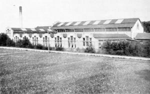 Stora hallen med sidoskepp 1908