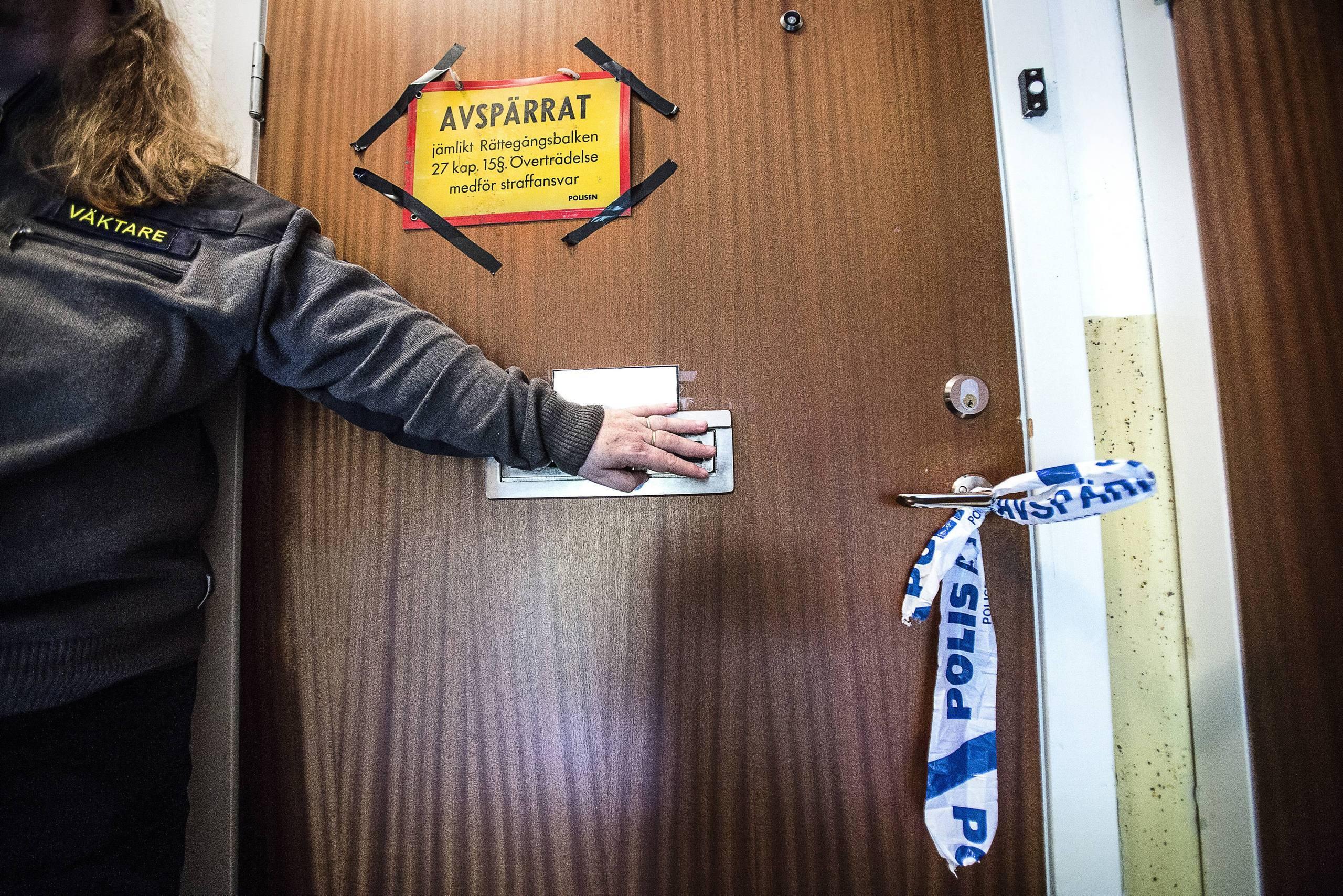 Kvinna anhallen for mordbrand pa froson