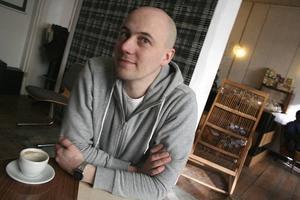 ARRANGÖR. Henrik Svedlund har ordnat festivaler för svensk popmusik på plats i Berlin.