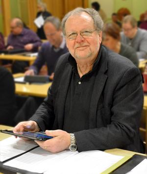 Owe Ahlinder (C), ordförande i omsorgsnämnden, Hedemora.  Arkivbild.